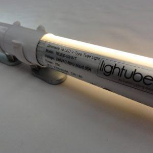 500mm Warm white Colour 10w-870 lm LED Lightube Kit