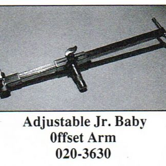 Adjustable Baby/Jnr Offset Arm