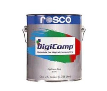 Rosco DigiComp Paint Blue