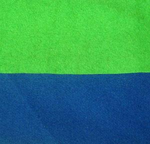 Wool 100% Chromakey – Blue/Green