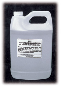 CITC Low Ground Fog Fluid