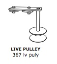 Live Pulley – Rope Guide