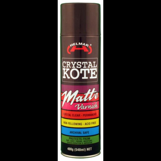 Helmar Crystal Kote – Matte
