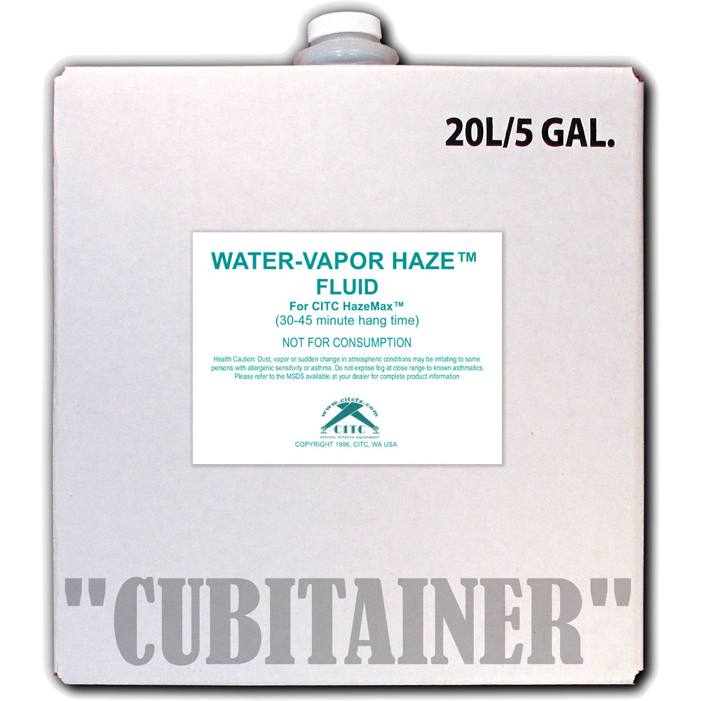 CITC Water Based Haze Fluid