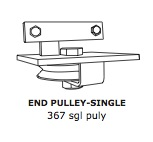 Single End Pulley