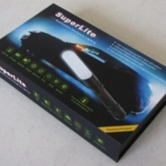 Superlite Hi-Power LED Torch & Phone charger