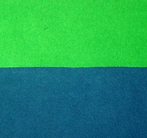 Molton Chromakey 300gsm, Blue/Green