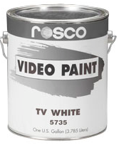 TV White Paint