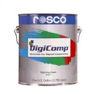 Rosco DigiComp Paint Green