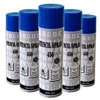 Stencil Spray