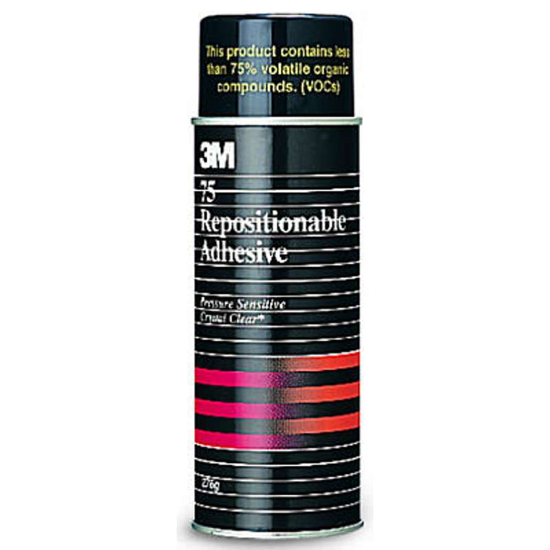 Repositionable Adhesive 75