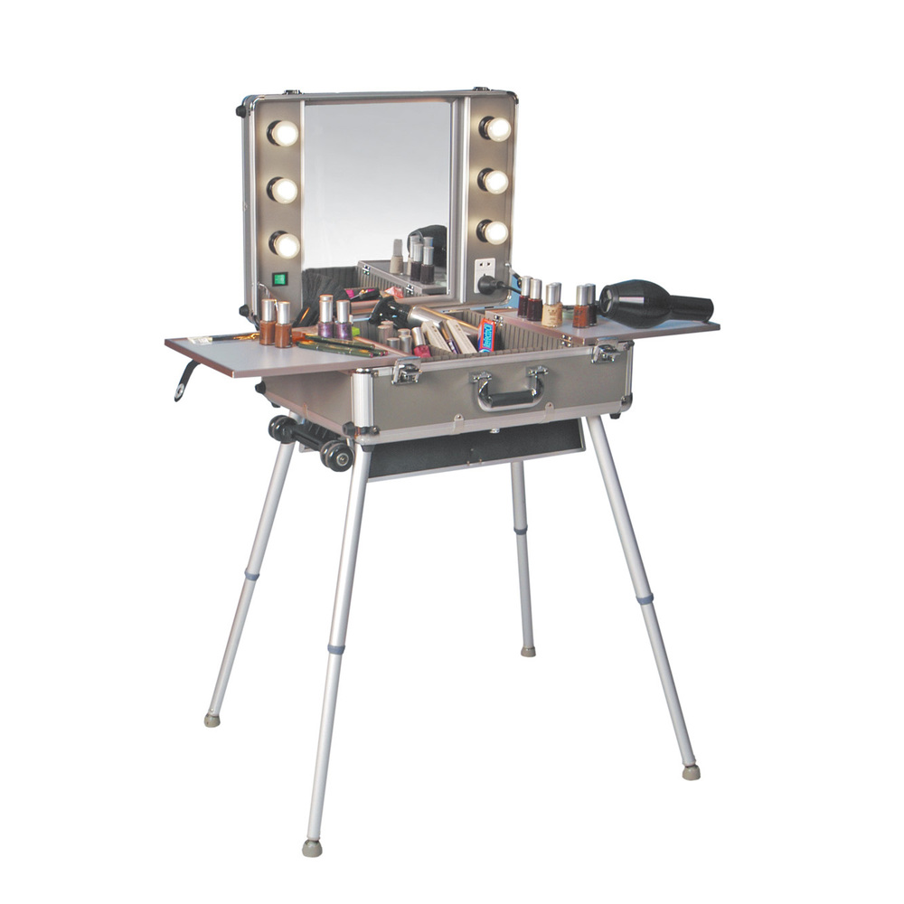portable make up chairs stanmart film services. Black Bedroom Furniture Sets. Home Design Ideas